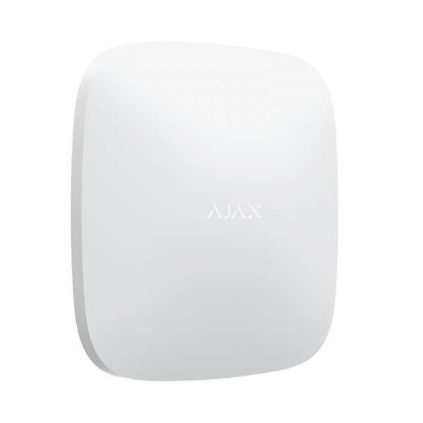 AJAX Alarmzentrale Hub 2 Plus Jeweller GSM LAN GPRS APP Steuerung Weiss