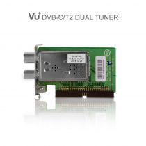Preview: VU+ DVB-C/T2 Dual Tuner Duo² / Solo SE V2 / Solo 4K / Ultimo 4K