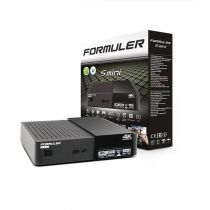 Preview: Formuler S Mini Android 7.0 HEVC H.265 4K Ultra HD Sat IPTV Receiver
