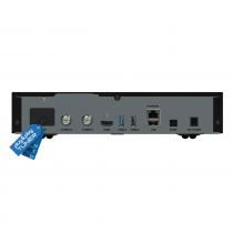 Vorschau: Gigablue UE UHD 4K 2x DVB-S2 FBC Tuner E2 Linux Receiver