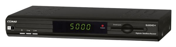 COMAG SL 60 HD+ Basic Full HD Sat Receiver inkl. HD plus Karte