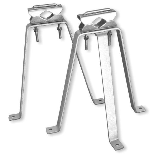 Mauerhalterset Stahl 50 cm, WA 420 mm