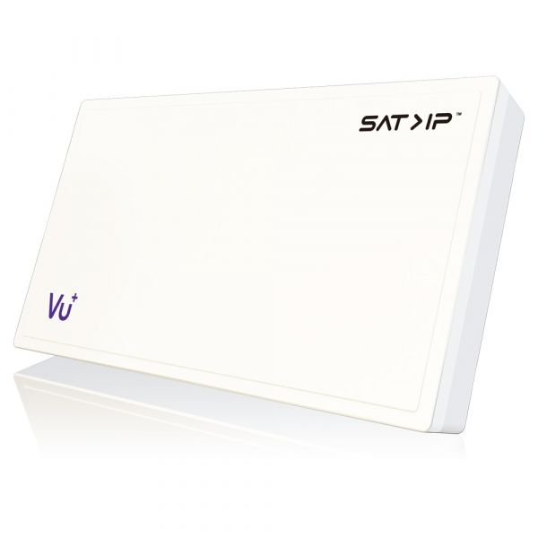 Selfsat VU+ IP38 Sat / IP Flachantenne