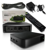 Vorschau: MAG 410 Android IPTV Set Top Box Internet TV