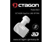 Preview: Octagon Quattro Optima OQLO LNB 0.1dB 3D Ready