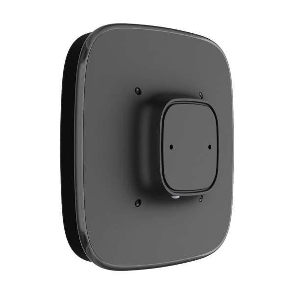 AJAX Funk Außensirene 113dB StreetSiren DoubleDeck Smarthome & APP-Funktion für AJAX Hub Schwarz