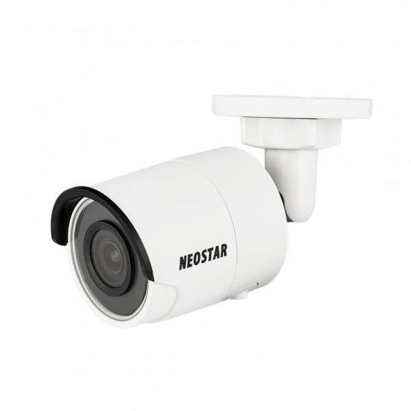 Neostar NTI-8001R 8.0MP H.265 2.8mm PoE IP Aussen Kamera WDR 30m Nachtsicht