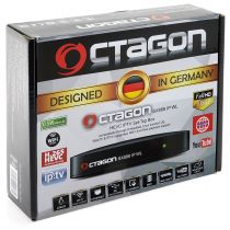 Vorschau: Octagon SX888 WL Wifi IP HEVC Full HD LAN USB H.265 IPTV m3u VOD Stalker Xtream Multimedia Box