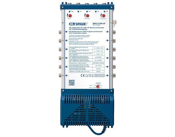Spaun Multischalter SMS 51206 NF