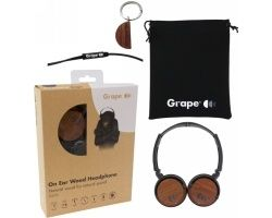 Grape O310 Bubinga On-Ear Kopfhörer