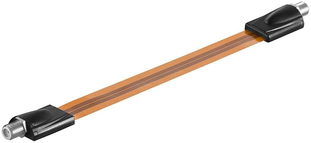 Fensterdurchführung für Koax-Kabel
