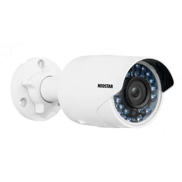 NEOSTAR NTI-2004IR 2.0 Megapixel IR 4mm Netzwerkkamera IP66