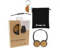 Vorschau: Grape O310 Bamboo On-Ear Kopfhörer