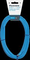 Preview: Maxview flexibles Sat-Kabel mit F-Anschlüssen 3,0m
