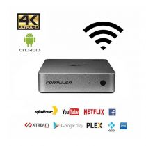 Preview: Formuler Z Plus 4K 30fps UHD Android IPTV Player H.265 HEVC WLAN Anthrazit