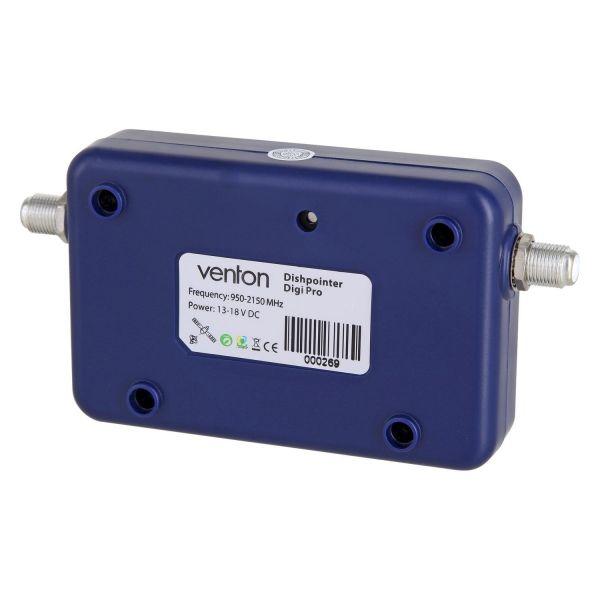 Venton Satellitenfinder Dishpointer DIGI-PRO Premium-LCD Finder
