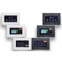 Vorschau: Excellent 2-Draht-BUS Video-Türsprechanlage 7 LCD Touch Display App Steuerung Anthrazit