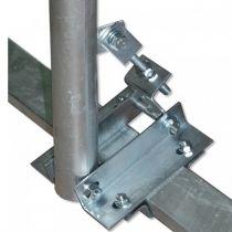 Vorschau: Dachsparrenmasthalter auf 2 Sparren DSH B 85-90