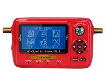 Preview: Octagon SF 518 LCD HD Satfinder Messgerät mit USB Spektrum
