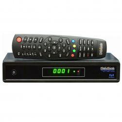 Medialink Smart Home Hybrid 1 Card Combo Sat FULL HD DVB-S2 DVB-T2 Receiver IPTV