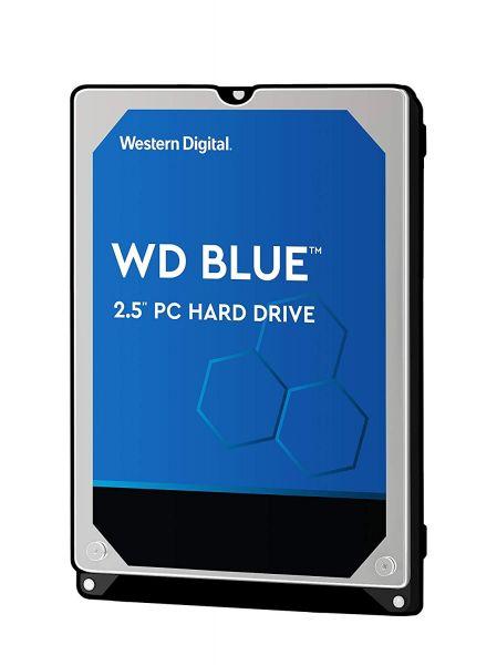 Western Digital Blue 2,5' 4TB (WD40NPZZ) SATA-600 8MB Interne Festplatte HDD