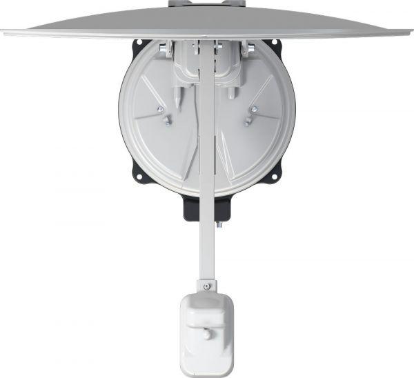 Selfsat Snipe Dish 85cm Twin Auto Skew vollautomatische Satellitenantenne zur festen Montage