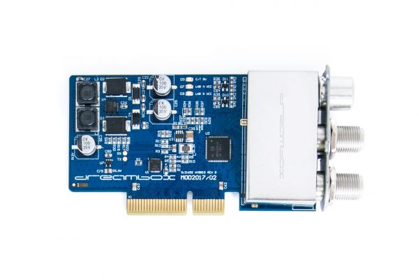 Dreambox Triple 2x DVB-S2X / 1x DVB-C/T2 Tuner