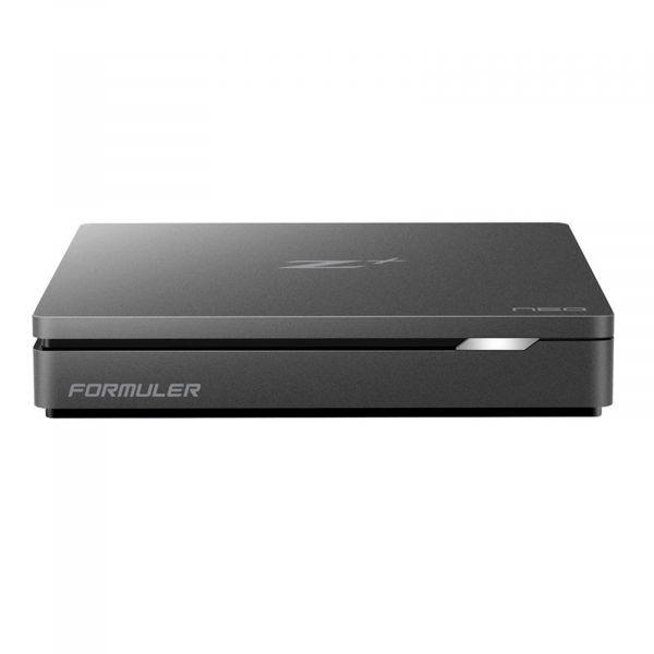 Formuler Z+ Neo 4K UHD Android Media Player H.265 HEVC 2.4 GHz Wlan IPTV Schwarz