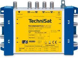 TechniSwitch 5/8 G2 DC-NT(Grundeinheit mit NT)