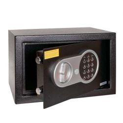 Anadol Tresor Premium ? elektronischer Tresor mit Zahlenschloss & Notfallschlüsse 8,5L