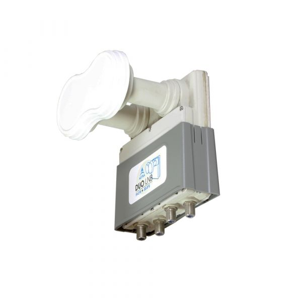 MAXIMUM XO-44 4,3° Monoblock Quad LNB 0,1 dB HDTV