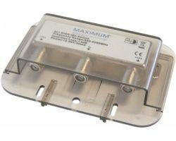 Maximum DiSEqC 2/1 Switch (mit Wetterschutz)