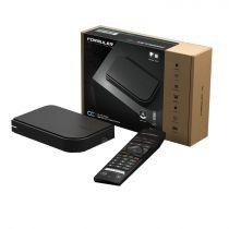 Vorschau: Formuler CC 4K UHD IPTV Android 7 Player mit DVB-T2 Tuner H.265 2GB RAM 16GB Flash, Wlan, Schwarz