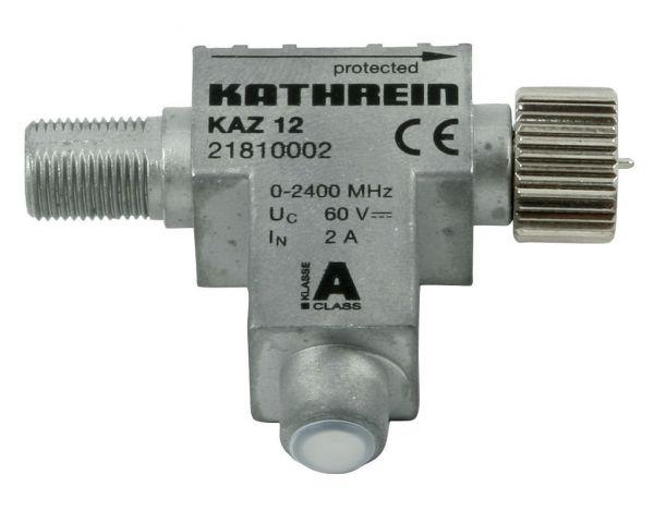 Kathrein Blitzstromableiter Blitzschutz KAZ 12