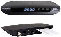 Preview: Xoro HRS 8830 Full HD HEVC H.265 Smartcard HDMI DVB-S2 Sat Receiver mit Tivusat HD Karte