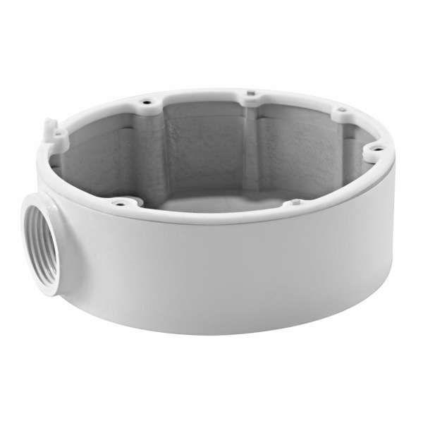 Sabvision JB 2200 Alu-Anschlussdose/Junction Box für 2200 Fixed Dome IR PoE IP-Kamera