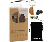 Preview: Grape I110 Bamboo In-Ear Kopfhörer