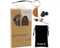 Vorschau: Grape I110 Bamboo In-Ear Kopfhörer