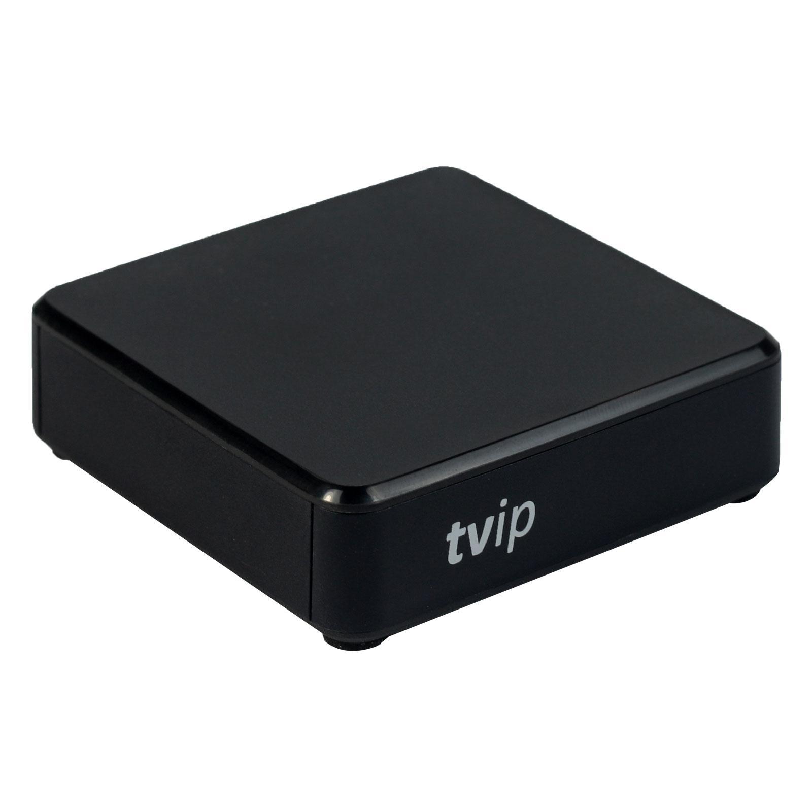 TVIP S-Box v.410se IPTV HD Multimedia Box Android schwarz