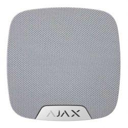 AJAX Funk Innensirene drahtlose Sirene mit bis zu 105 dB HomeSiren Weiss
