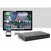 Vorschau: BALTER BNR-1104PII 4-Kanal 3840x2160p H.265 PoE 4K Netzwerk Kamera Rekorder