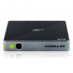 Formuler Zx 5G 4K UHD IPTV Android 7 Player H.265 HEVC Kodi MyTV 5GHz Wlan