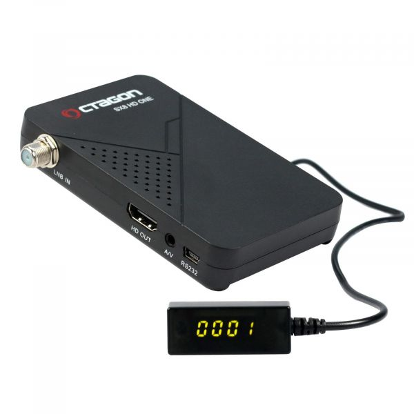 Octagon SX8 Mini Full HD DVB-S2 Multistream FTA Sat Receiver