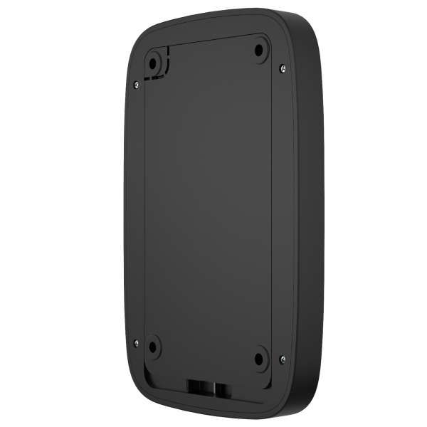AJAX Funk Bedienteil KeyPad mit Sensortastatur Smarthome & APP-Funktion für AJAX Hub Schwarz
