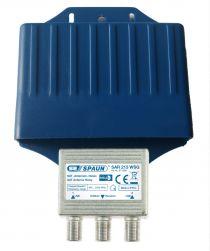 Spaun SAR 213 WSG Sat Antennen Relais 2/1