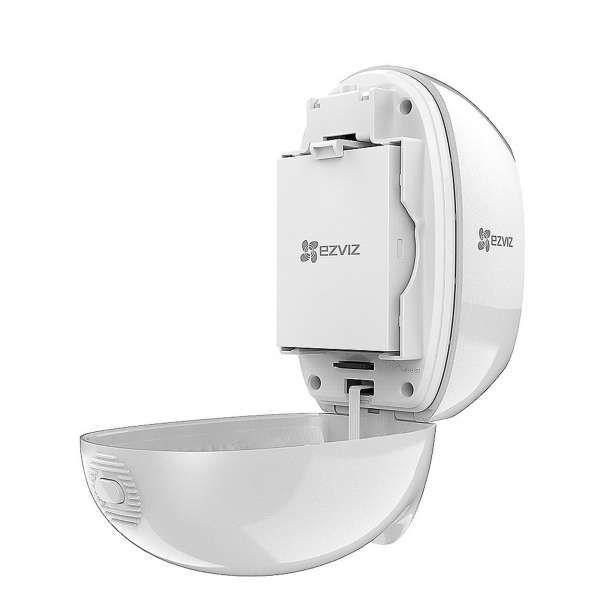 EZVIZ C3A Triple Pack 3xC3A Wifi Kamera 1xW2D Basisstation Zwei-Wege-Audio Nachtsicht
