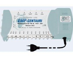 EMP Multischalter 5/16 Economy Line E.147-AP