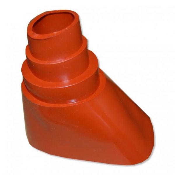 Neopren Elastic Montagestutzen rot