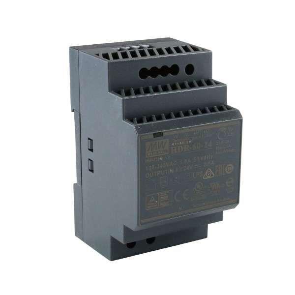 MeanWell Stromverteiler 24V 60W 2.5A für Balter ERA