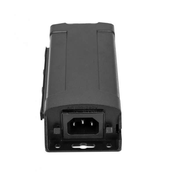 Gigabit PoE Plus Injector 30 Watt Leistung 1000Mbps für eine IP-Kamera